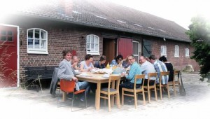 Lunch op terras KapittelsbosInspiratie slider vergader